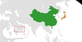 Quelle est la différence entre Chine et Japon ?
